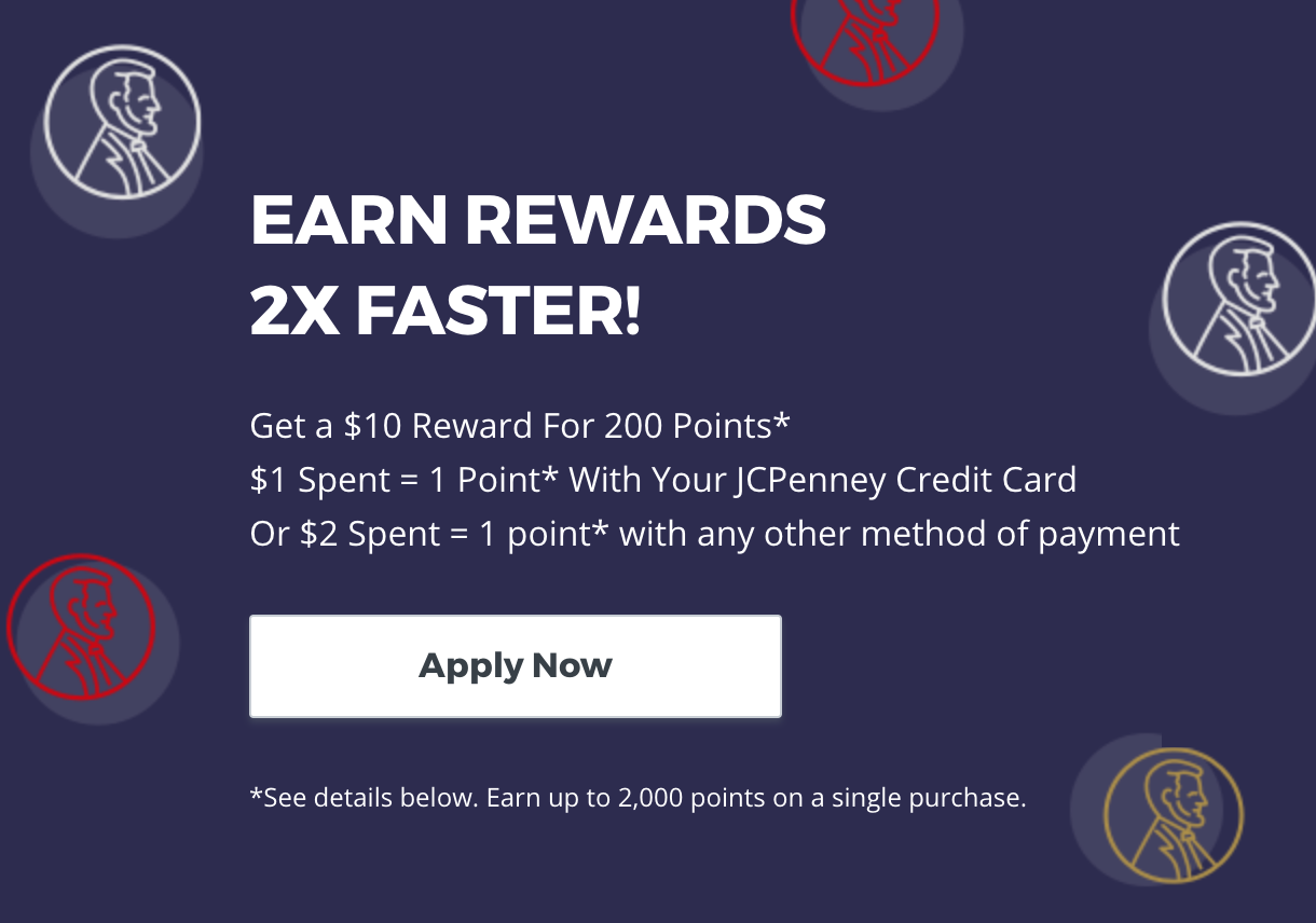 JCPenney Credit Cards & Rewards Program - Worth It? [2018]
