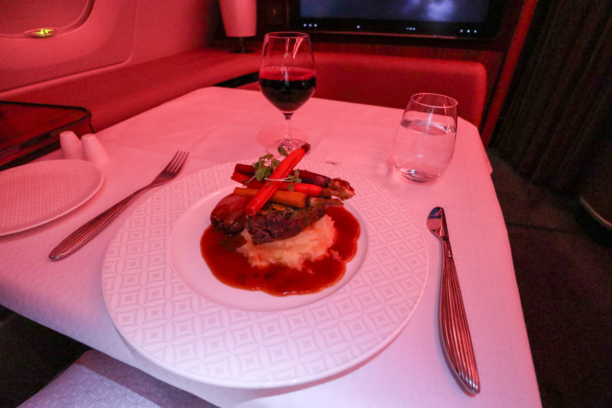 Qatar Airways A380 First Class Review - Sydney to Doha [In-Depth]