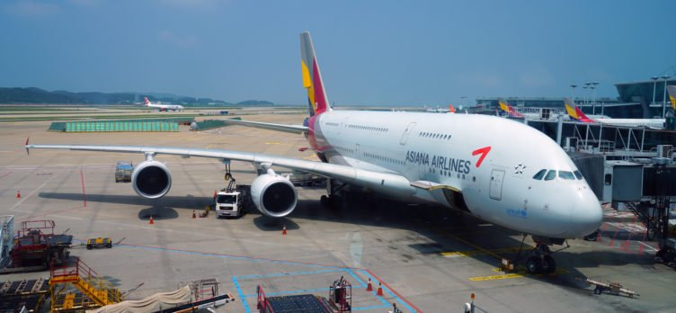 Asiana Airlines Asiana Club Loyalty Program Review