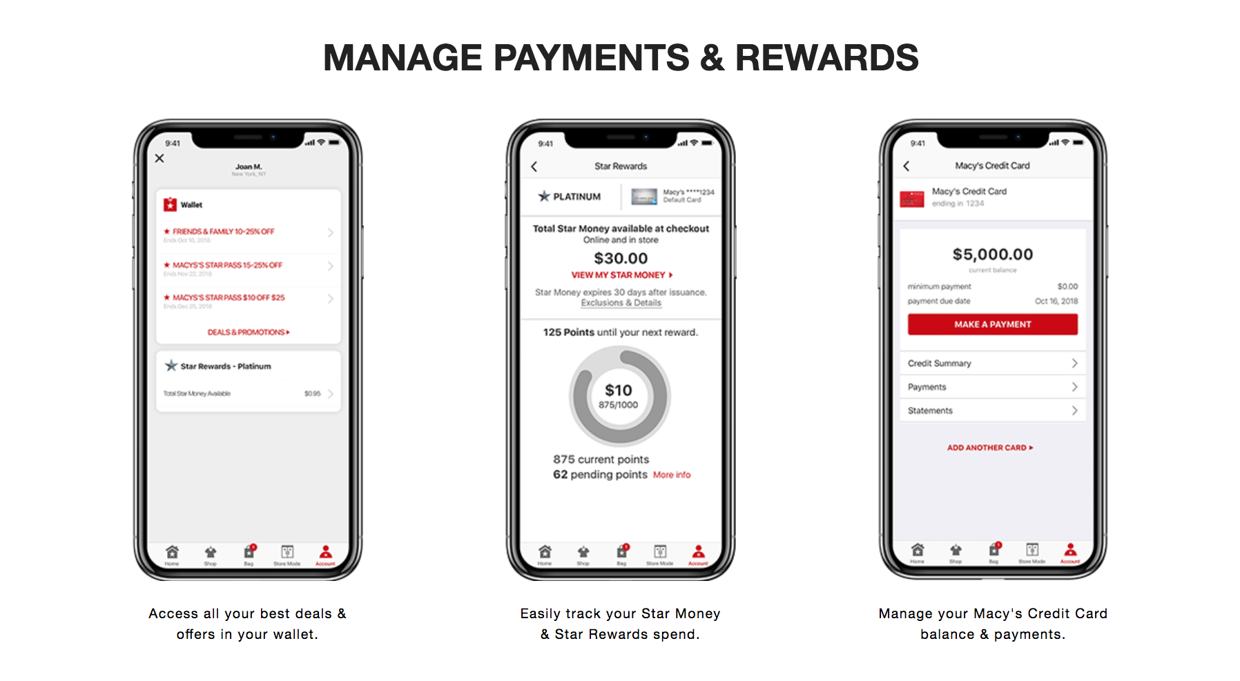 Macy S Credit Cards Rewards Program Worth It 2019