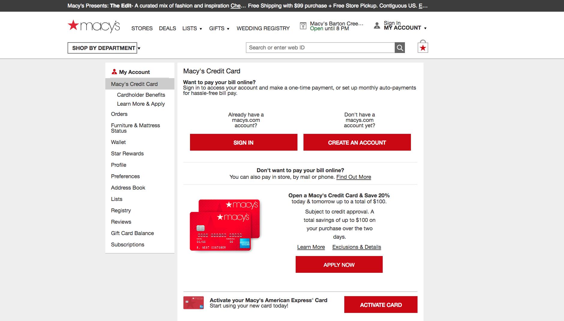 Macy S Credit Cards Rewards Program Worth It 2020