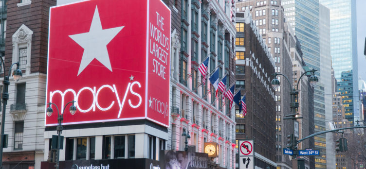 Macy's New York Storefront for Macy's Credit Card Review