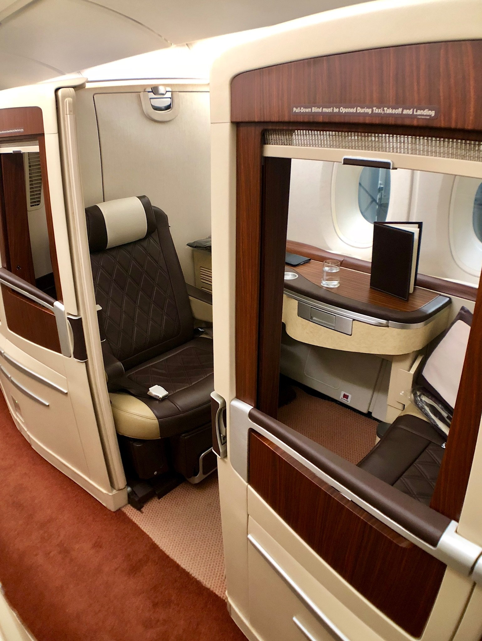 Astonishing The 21 Best International First Class Airlines In The World Dailytribune Chair Design For Home Dailytribuneorg