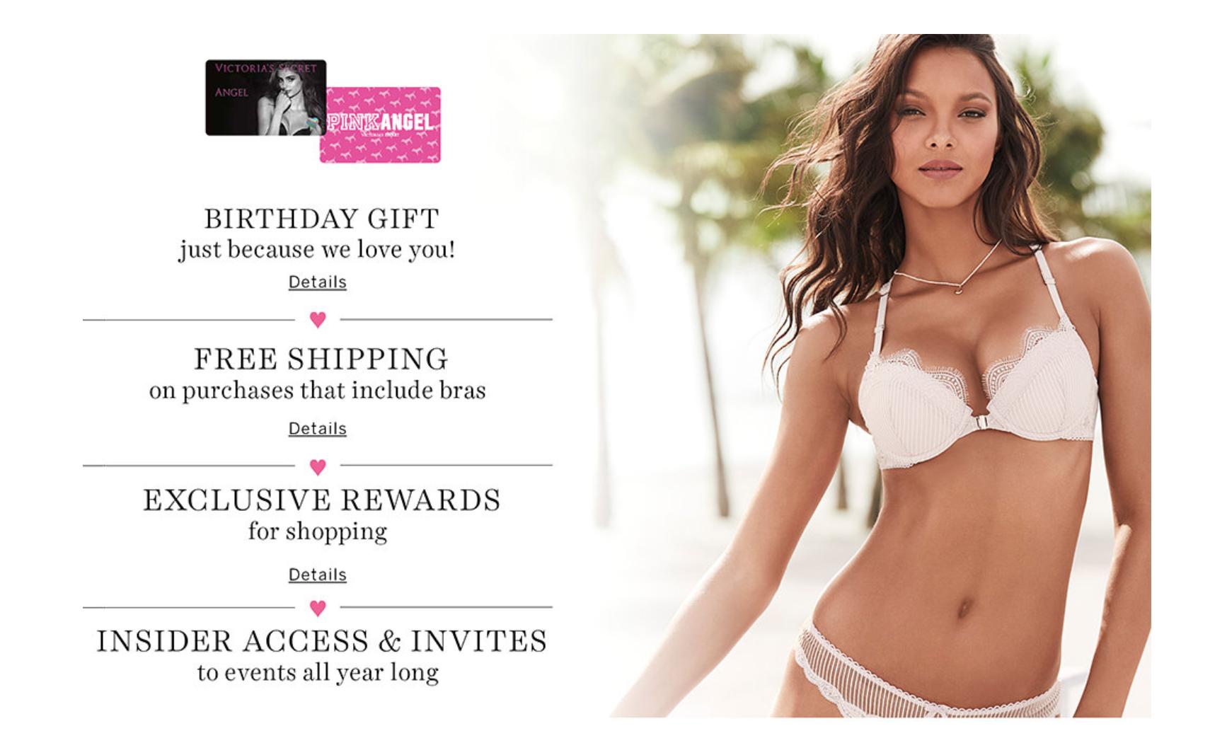 b7b317b87 The Victoria s Secret Credit Card   Angel Rewards - Worth It   2019