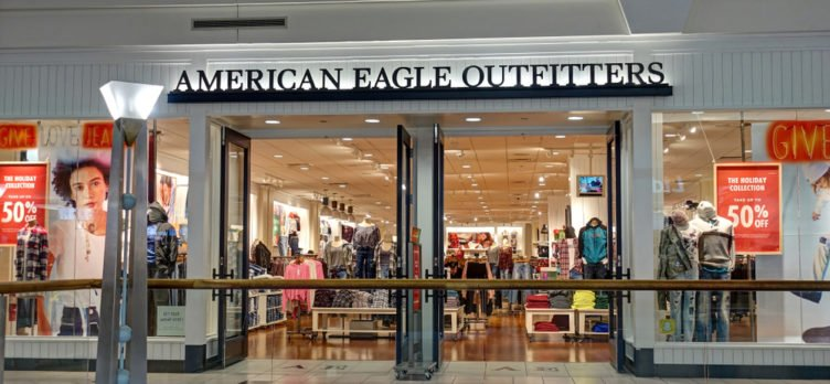 American Eagle Storefront for AEO Credit Card Review