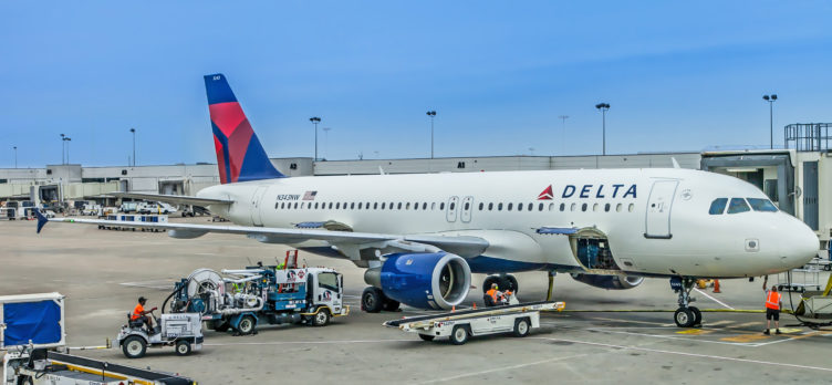 Delta Plane at Gate