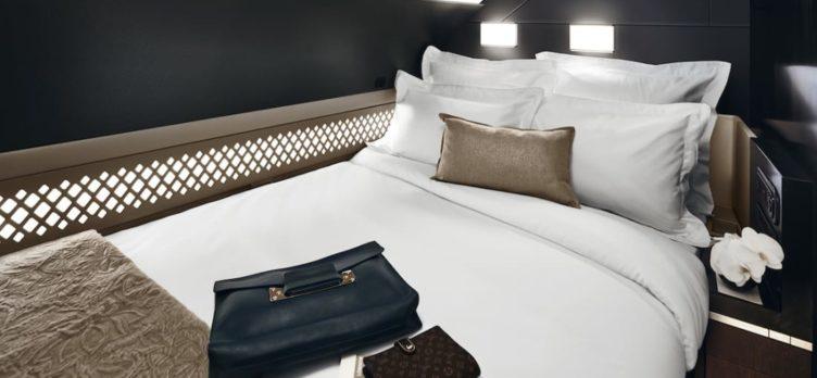Etihad Residence Bedroom