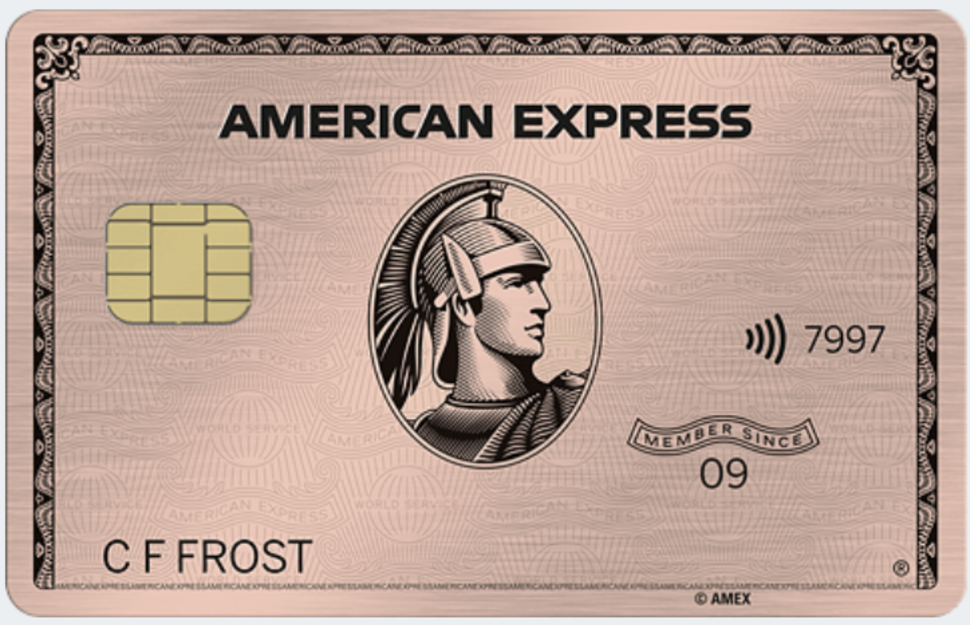 American Express Gold Card — Full Review [2021]
