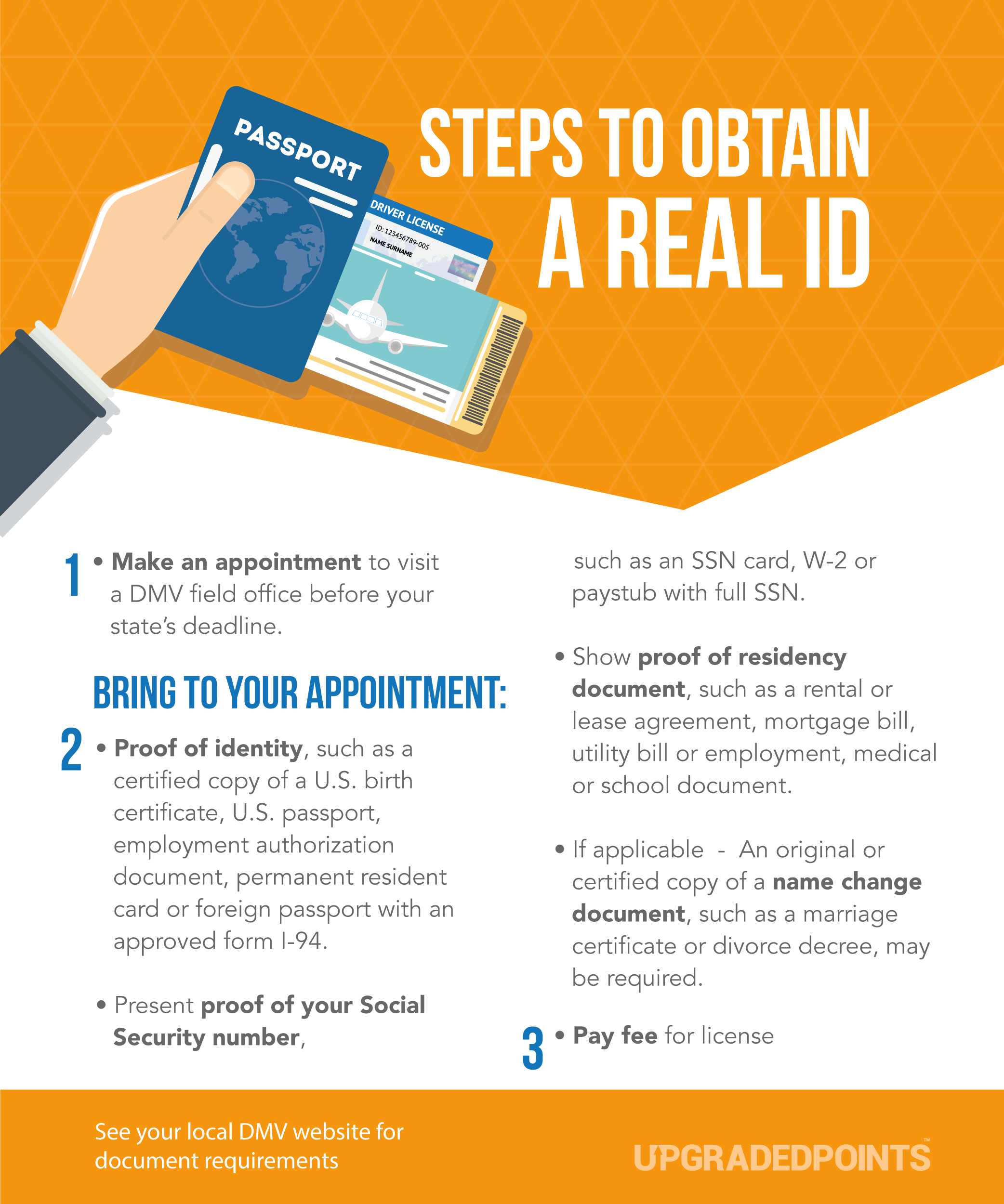 steps to get drivers license in maryland