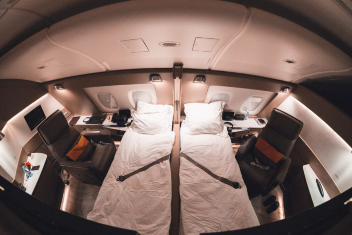 Best Ways To Book Singapore Airlines First Class With