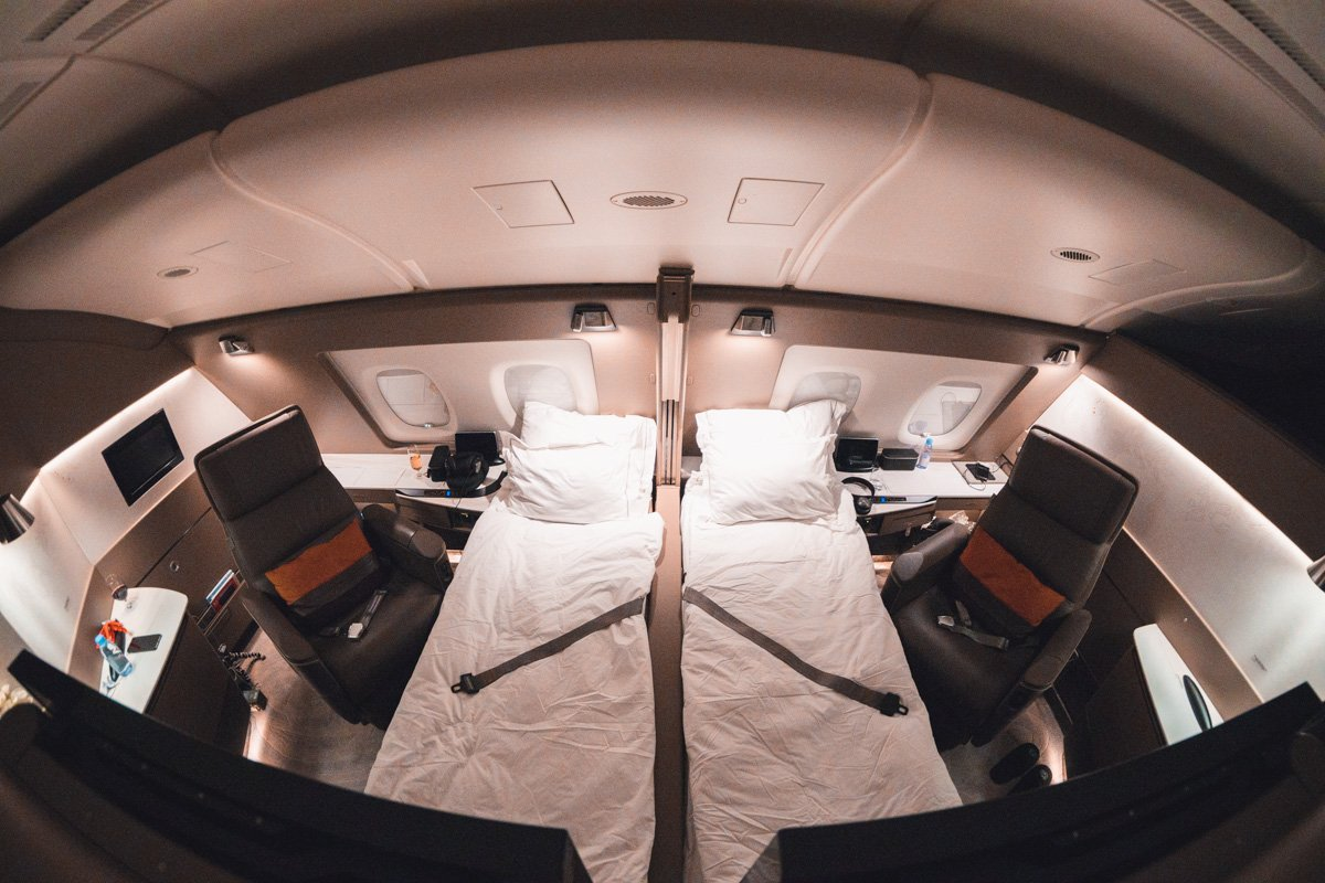 Singapore Airlines Review: Seats, Amenities, Customer ...