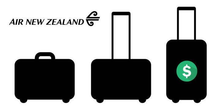 Air New Zealand Baggage Fees