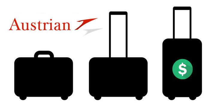 Austrian Airlines Baggage Fees