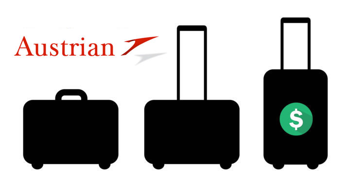 Austrian Airlines Baggage Fees Amp Policy 2019 Update