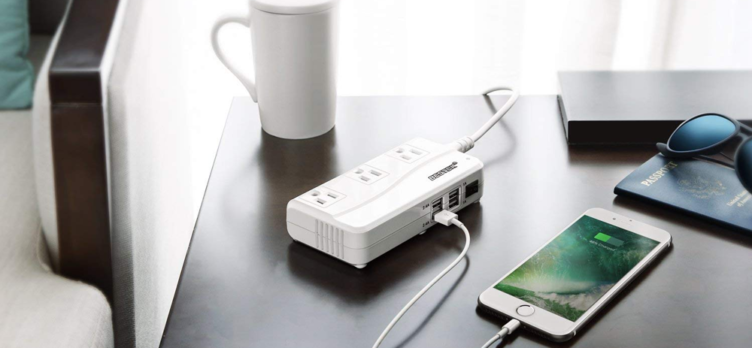 BESTEK Universal Travel Adapter - bestekcorp.com