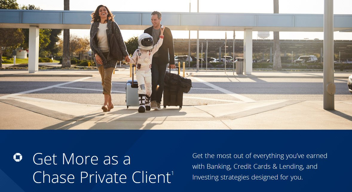 Chase Private Client Program - Benefits, How To Qualify