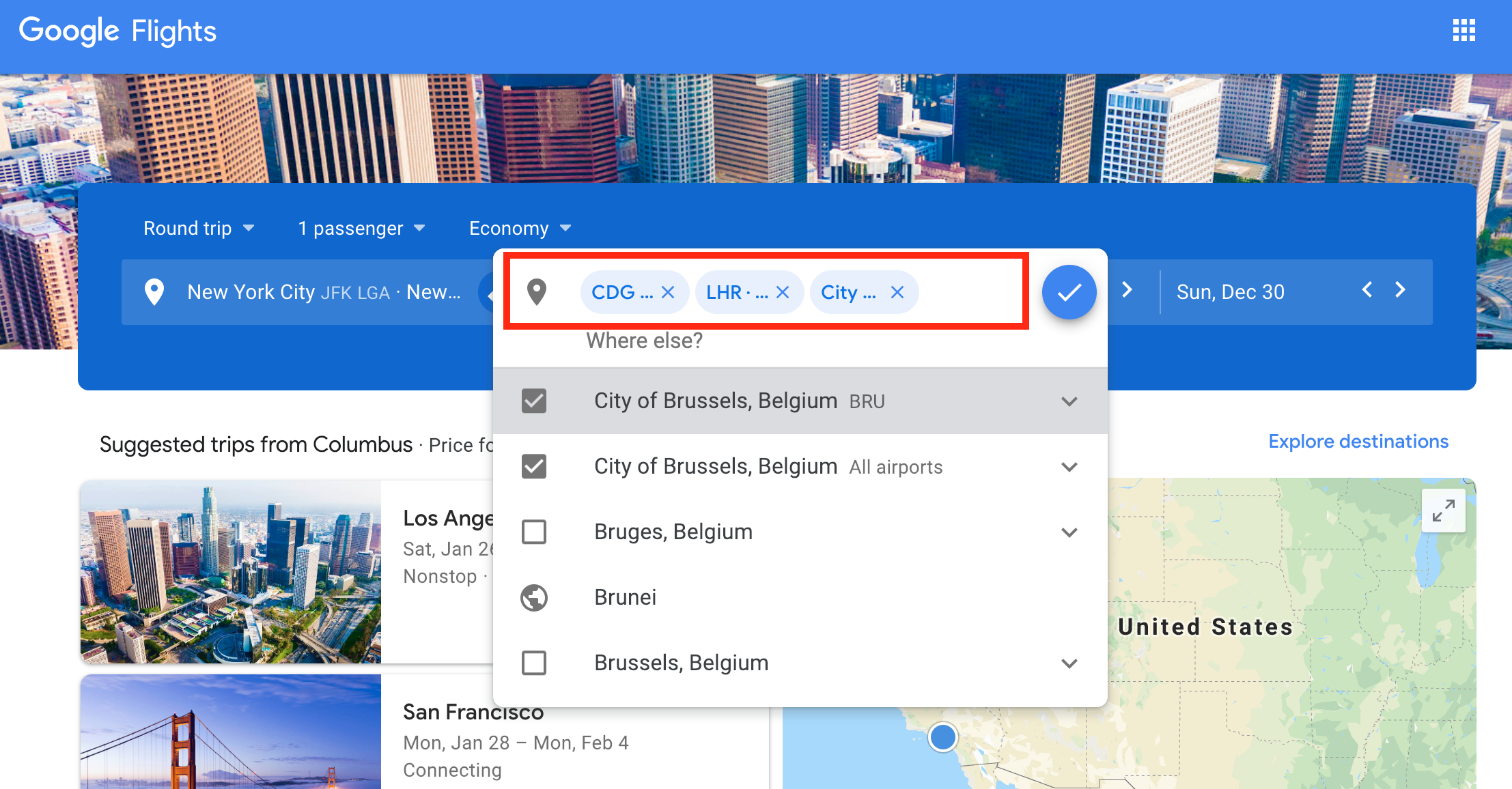 how to use google flights to track find cheap prices guide