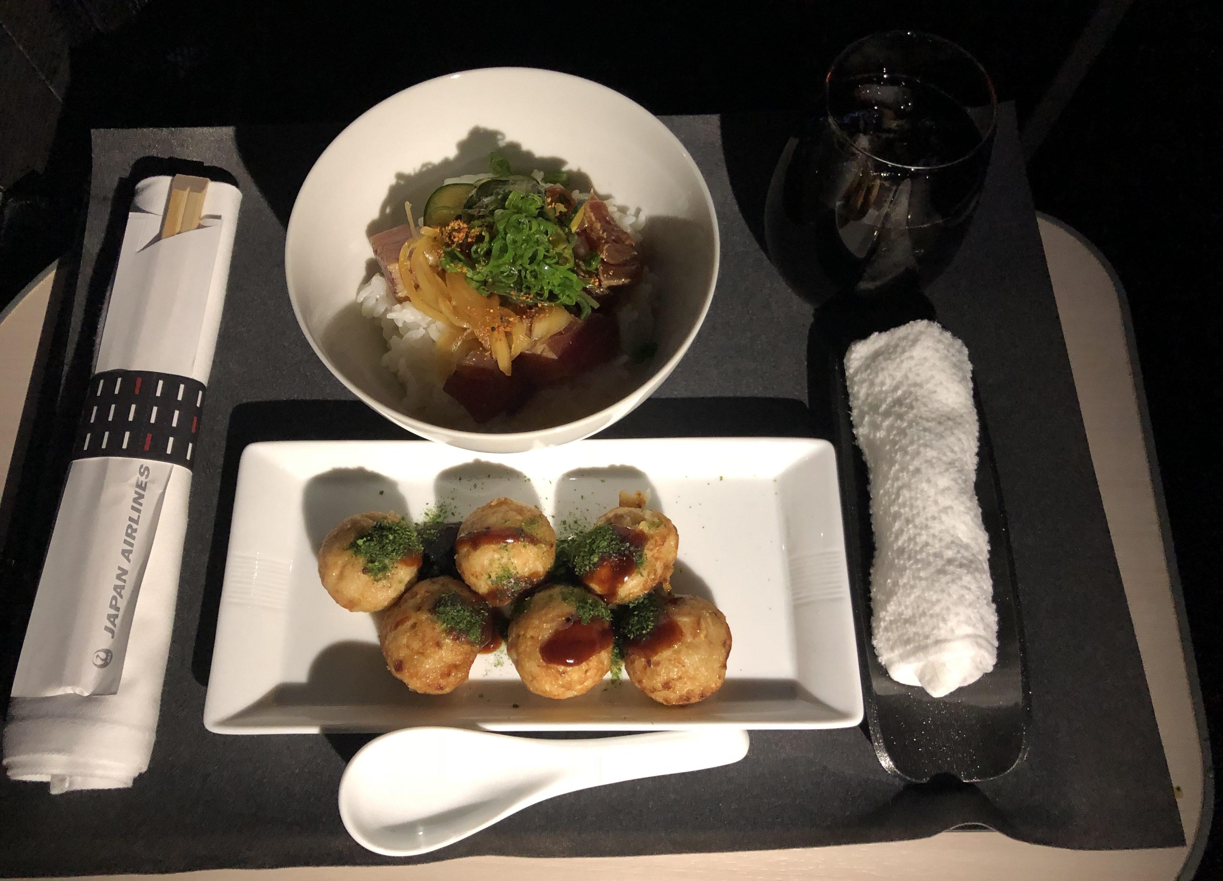 Japan Airlines 777 Business Class Review Los Angeles To Tokyo