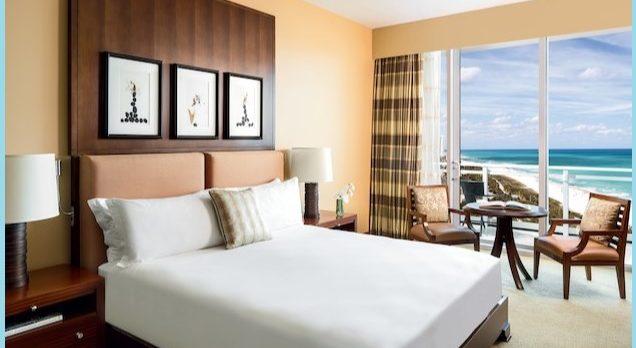 Marriott Hotel Room