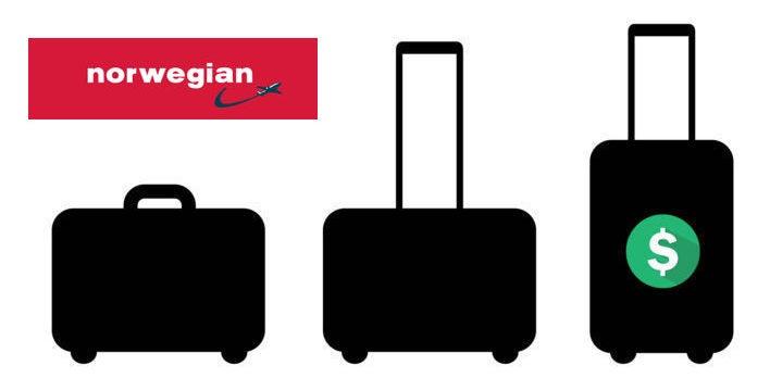 Norwegian Air Baggage Fees