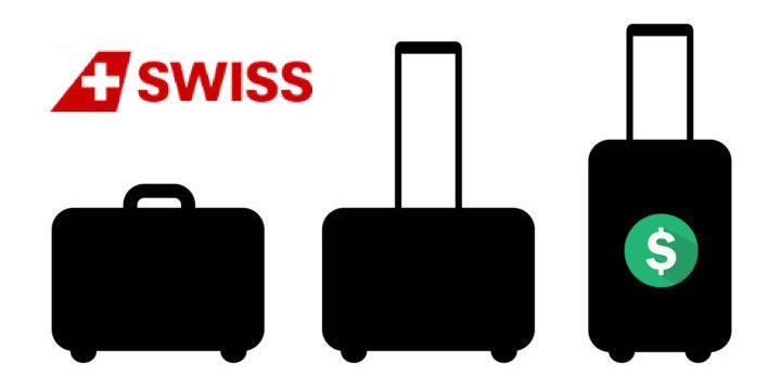 Swiss Air Lines Baggage Fees & Policy [2020]