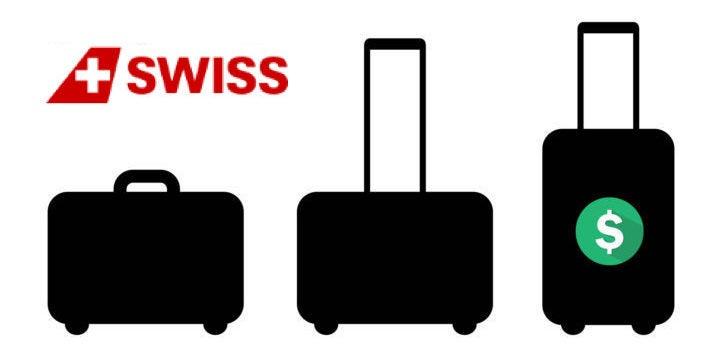 Swiss International Air Lines Baggage Fees