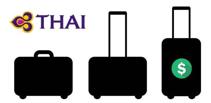 Thai Airways Baggage Fees