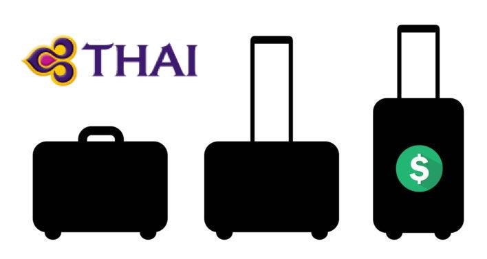 b7001536f Thai Airways Baggage Fees & Policy [2019 Update]