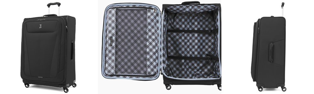 The Best Softs Checked Luggage Cases A Light Yet Travel Proof Suitcase
