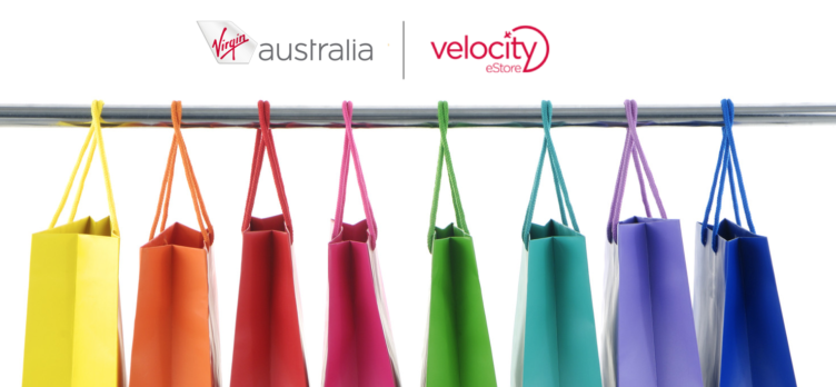 Virgin Australia Velocity eStore Shopping Portal