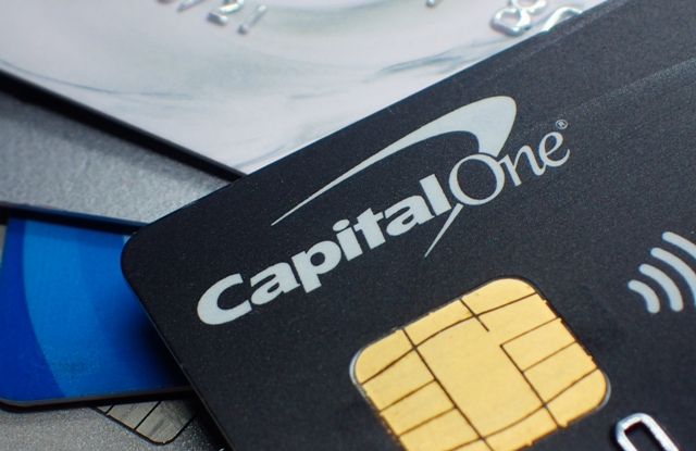 Capital One Card Image