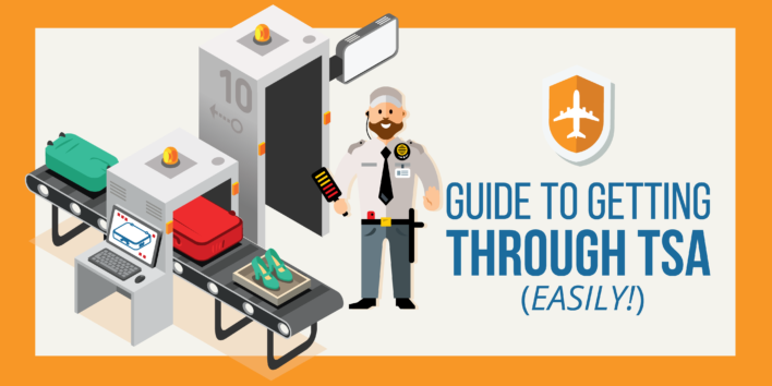 How To Easily Get Through Tsa Airport Security Multiple