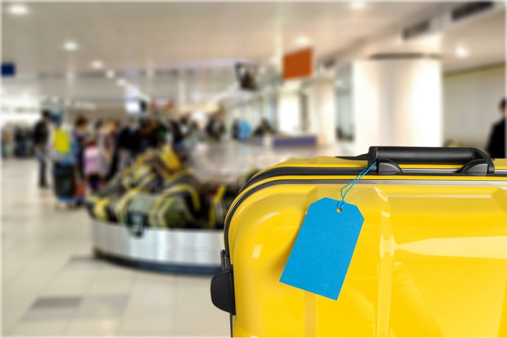 4b6d182d3feb The 11 Best Luggage Tags on the Market for Travelers In 2019. Luggage Tag