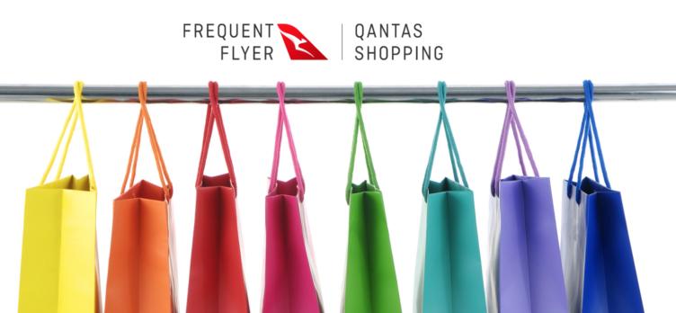 Qantas Shopping Online Portal