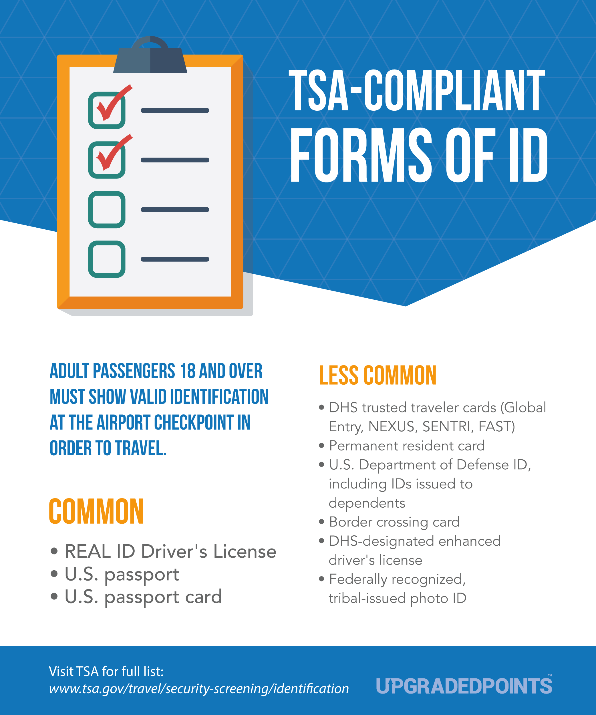 How to Easily Get Through TSA Airport Security [Multiple
