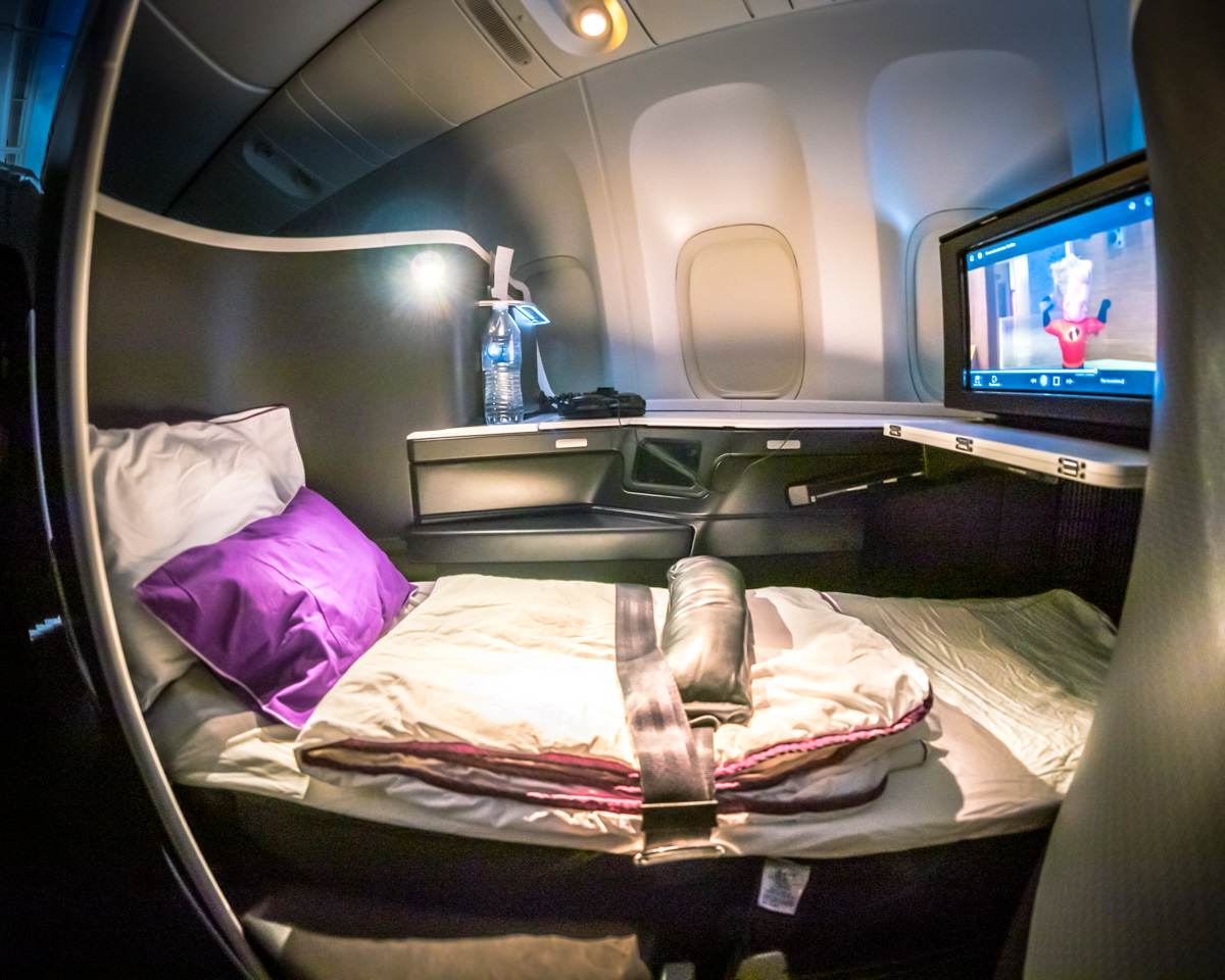 Virgin Australia Boeing 777 Business Class Review [Incredible Pictures!]