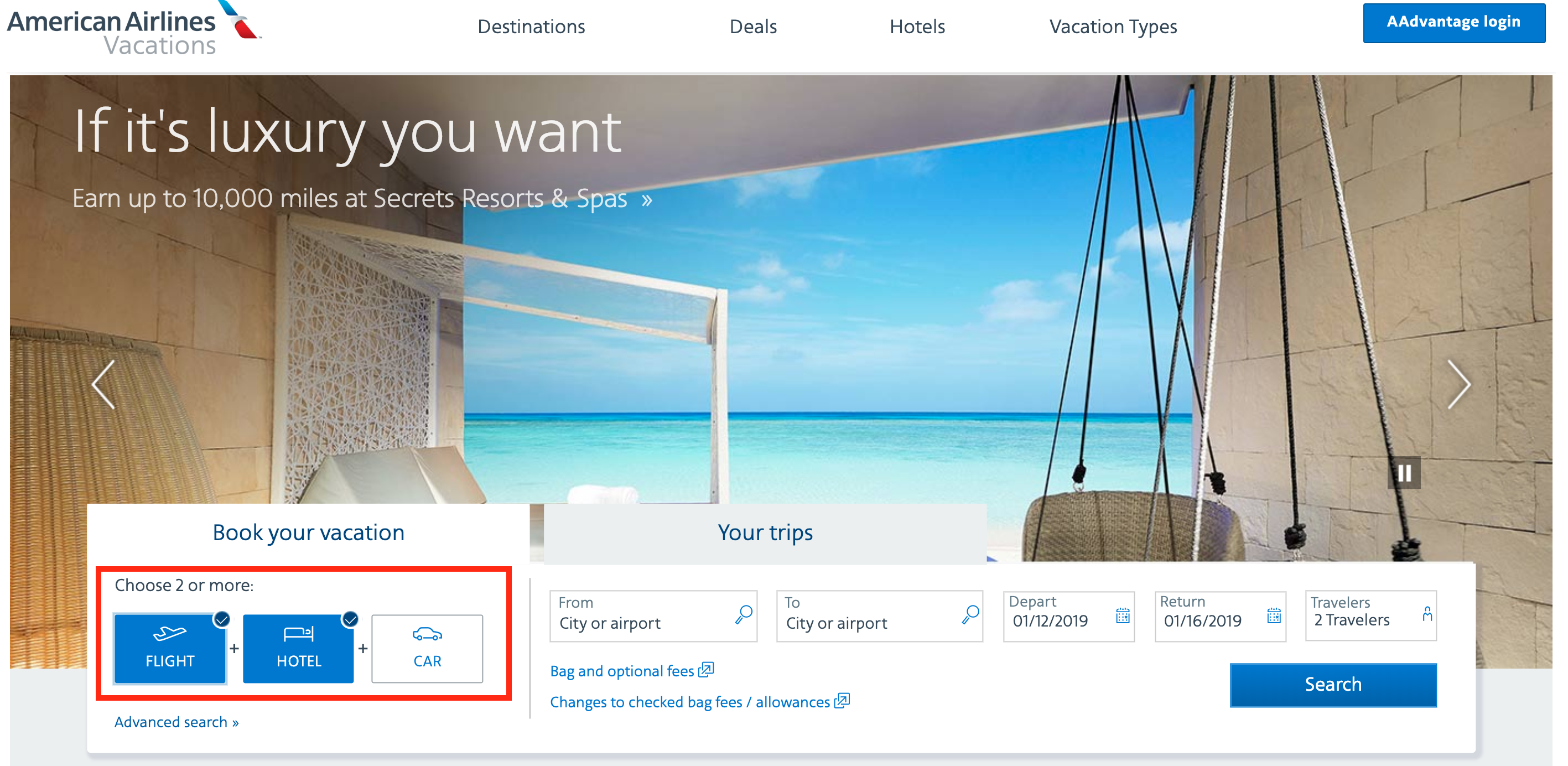The Ultimate Guide To Booking with American Airlines
