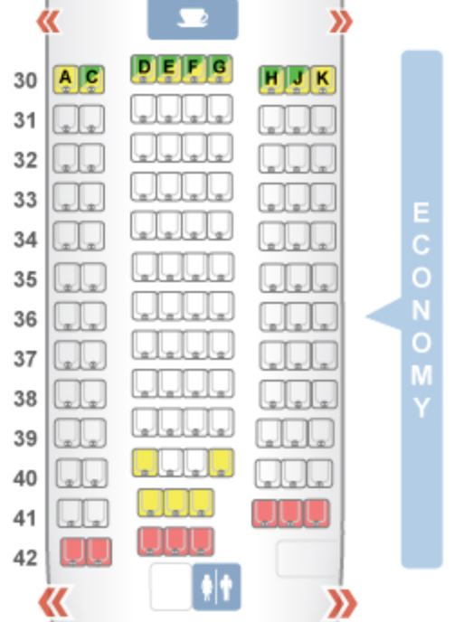 The Definitive Guide to ANA U.S. Routes [Plane Types & Seat ...