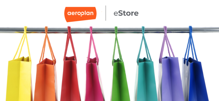 Air Canada Aeroplan eStore Shopping Portal