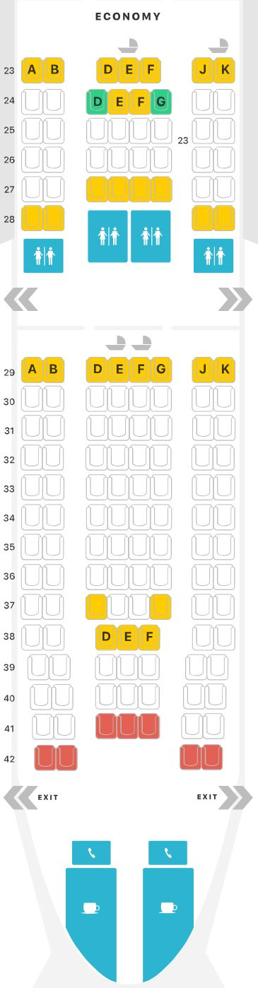 The Definitive Guide to Air France U.S. Routes [Plane Types & Seats]