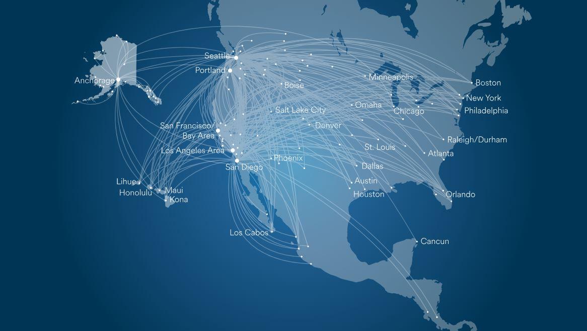 Alaska Airlines Review Seats Amenities Customer Service