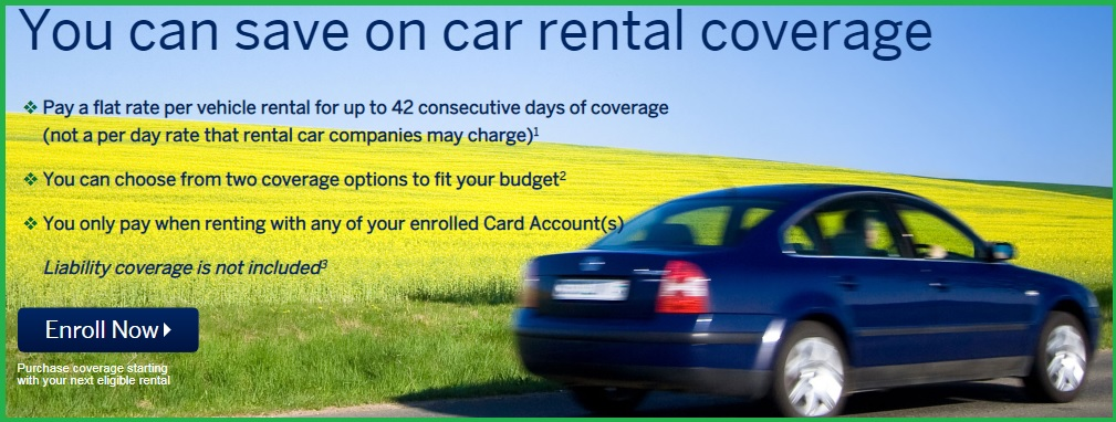 7 Best Credit Cards For Car Rental Insurance Coverage 2020