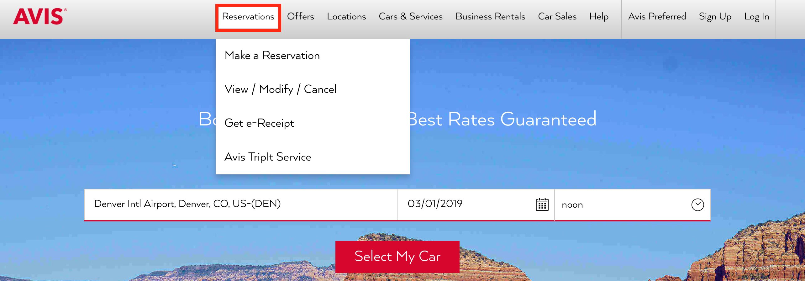 The Ultimate Guide to The Avis Preferred Car Rental Program