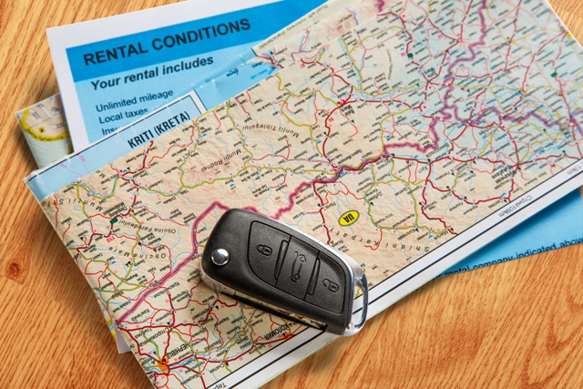 The Best Credit Cards For Car Rental Insurance Coverage 2019