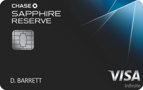 Chase Sapphire Reserve Credit Card Review 50k Bonus Points