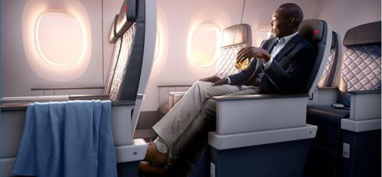 Delta Air Lines Premium Select
