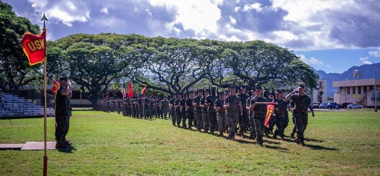 Military Marines