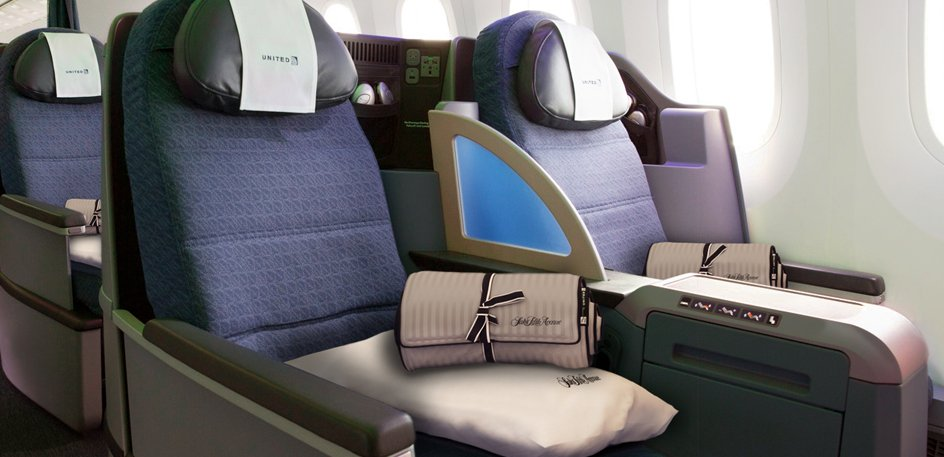United Airlines Polaris Business Class