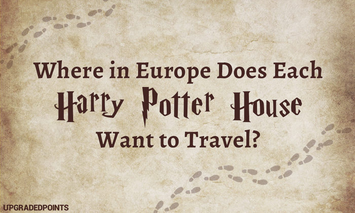 photo regarding Printable Sorting Hat Quiz titled The Eu Generate Choices of Every single Harry Potter Household
