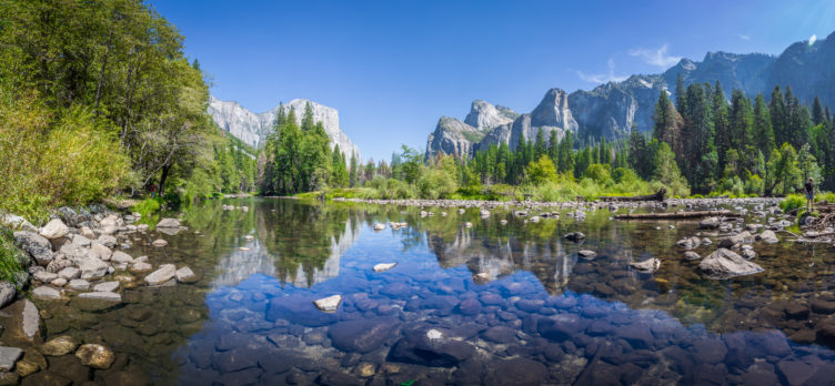 Yosemite National Park, California, USA - UNESCO World Heritage
